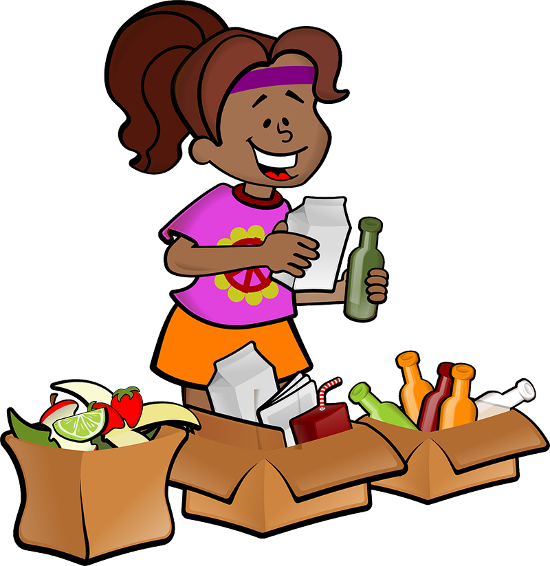 La magia del reciclaje