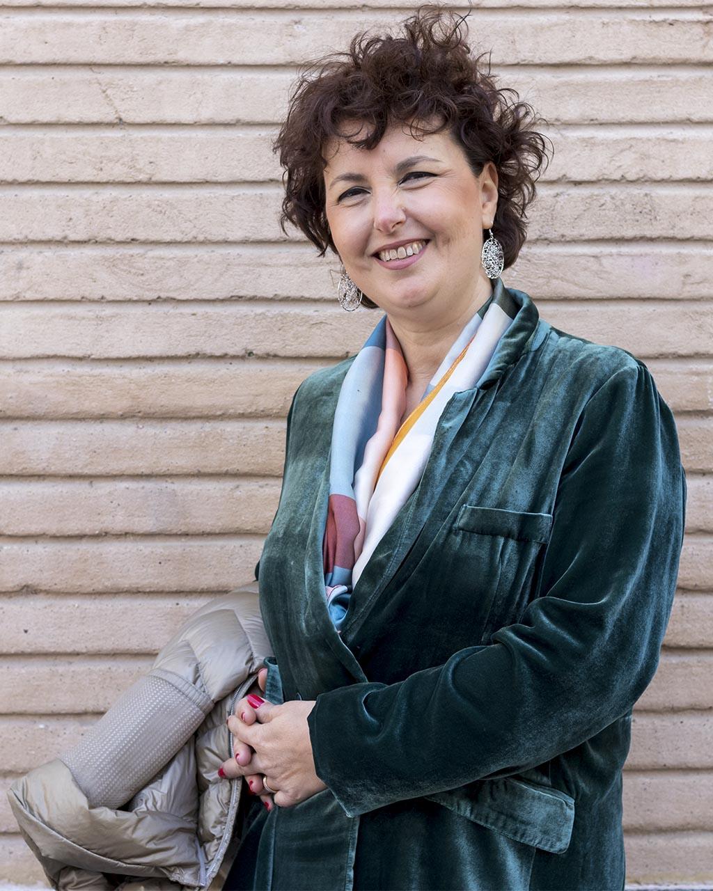 Fernanda BLanco Presidenta de UCARAGÓN